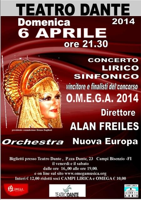 Concerto Dante 6 4 14