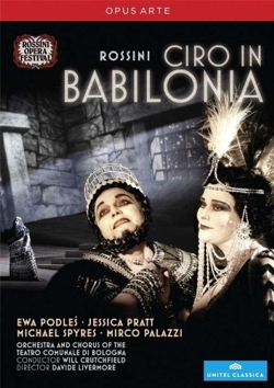ciro in babilonia dvd